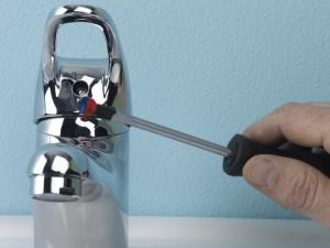 single lever taps