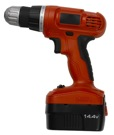 Cordless drill driver