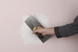 smooth plaster
