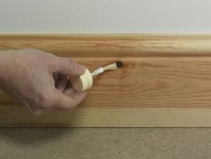 knotting wood