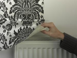 wallpaper radiator