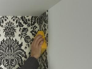 remove wallpaper paste