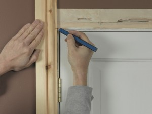 marking architrave