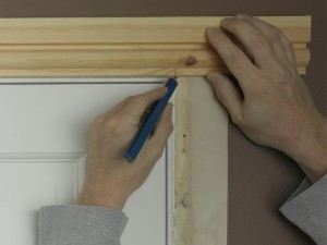 Fitting Architrave