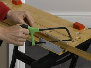 mitre edging strips