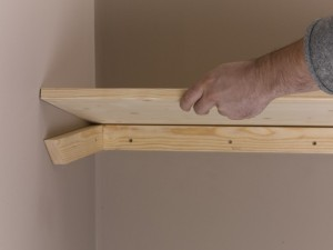 measure shelf