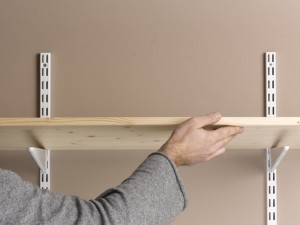 level shelf