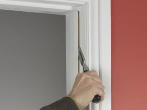 removing doorstop