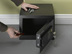 fitting a safe