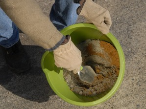 dry mortar mix