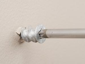 spiral fixing plug