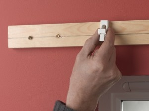 curtain holding brackets