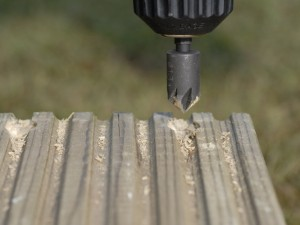 countersink screws for decking