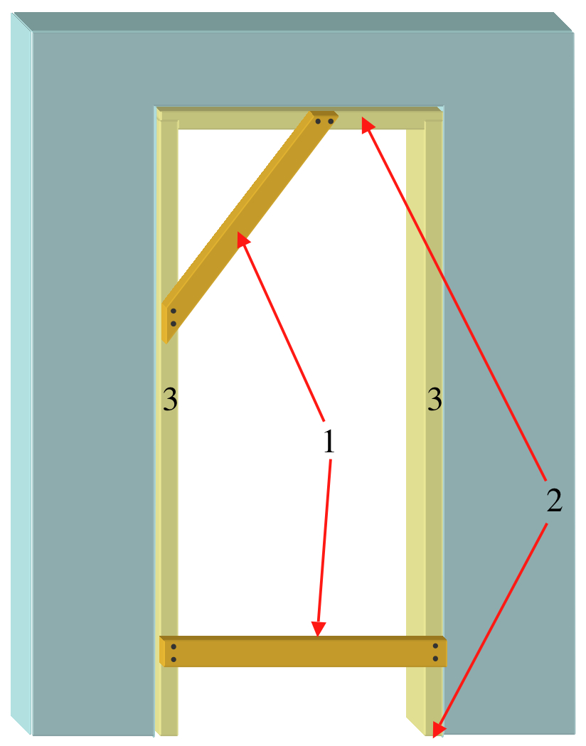 Position door lining in opening  sc 1 st  Julian Cassellu0027s DIY Blog & Fitting-a-door-lining-41.jpg