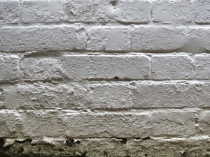 Painting exterior masonry
