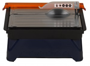 Electric tile saw