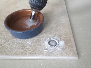 cooling tile bit