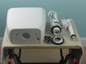 parts of toilet cistern
