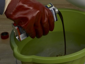 disinfecting equipment