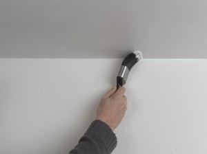 cutting in ceiling