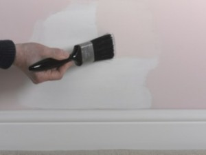 painting over damp
