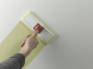how to use a paint pad