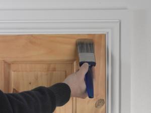 wood varnishing