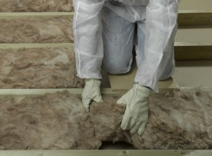 joining lengths of insulation