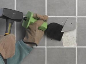 removing tile
