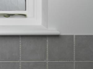 tiling external corners