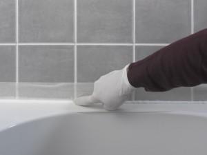 smoothing silicone sealant