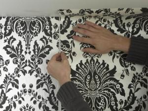 joining pattern wallpaper