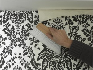 smoothing wallpaper join