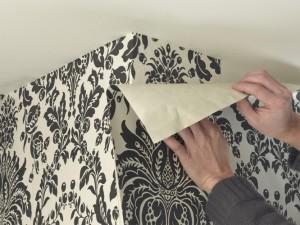 wallpaper external corner