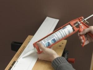adhesive in cartridge gun