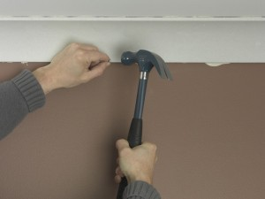 supporting coving