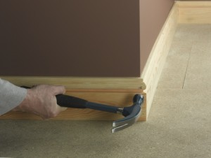 skirting board mitre