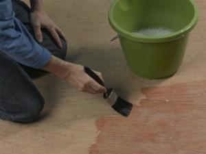 sealing floor