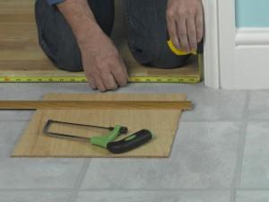 measuring door threshold