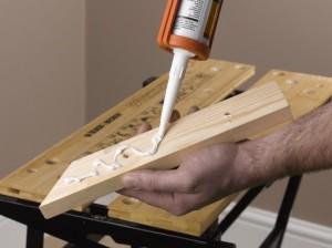 using grab adhesive