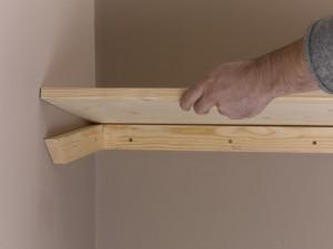 measure shelf