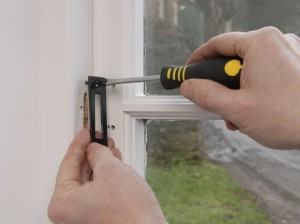 removing old window furniture