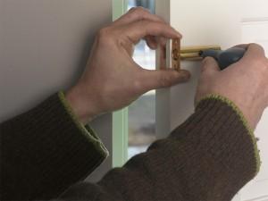 marking keyhole