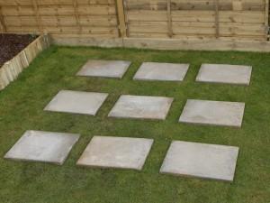 making shed base