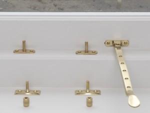 casement stay locks