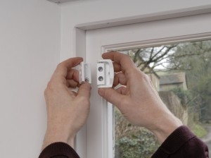 positioning window lock