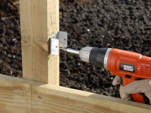 secure fence panels with clips