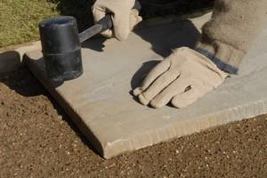 bedding slabs