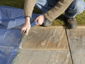 covering slabs