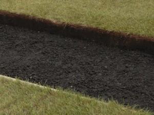 excavate soil to necessary depth